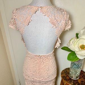 New Lulus Sexy Lace Dress
